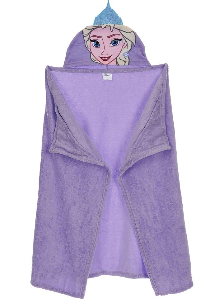 """Disney Frozen Koc """"Frozen"""" w kolorze fioletowym"""