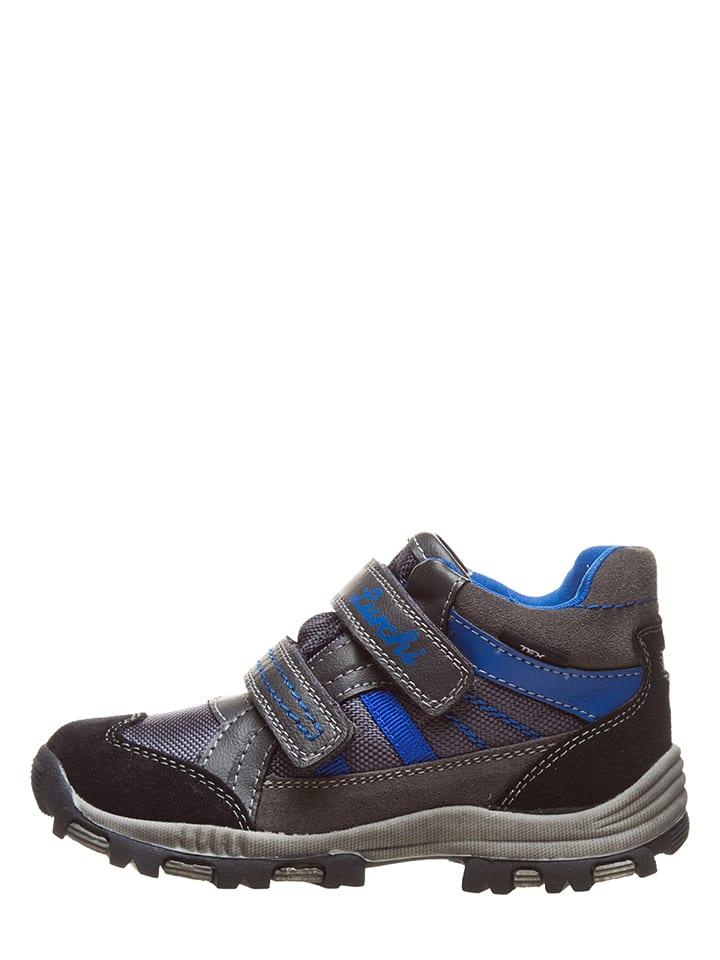 """Lurchi Sneakers """"Teo-Tex"""" in Dunkelgrau"""