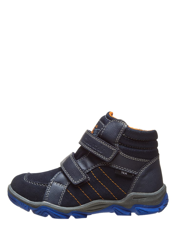 "Lurchi Sneakers ""Timon-Tex"" in Dunkelblau"