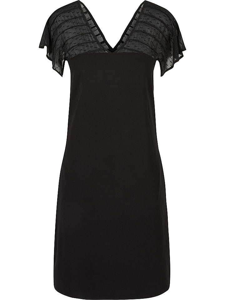 """Y.A.S Sukienka """"Lulita"""" w kolorze czarnym"""