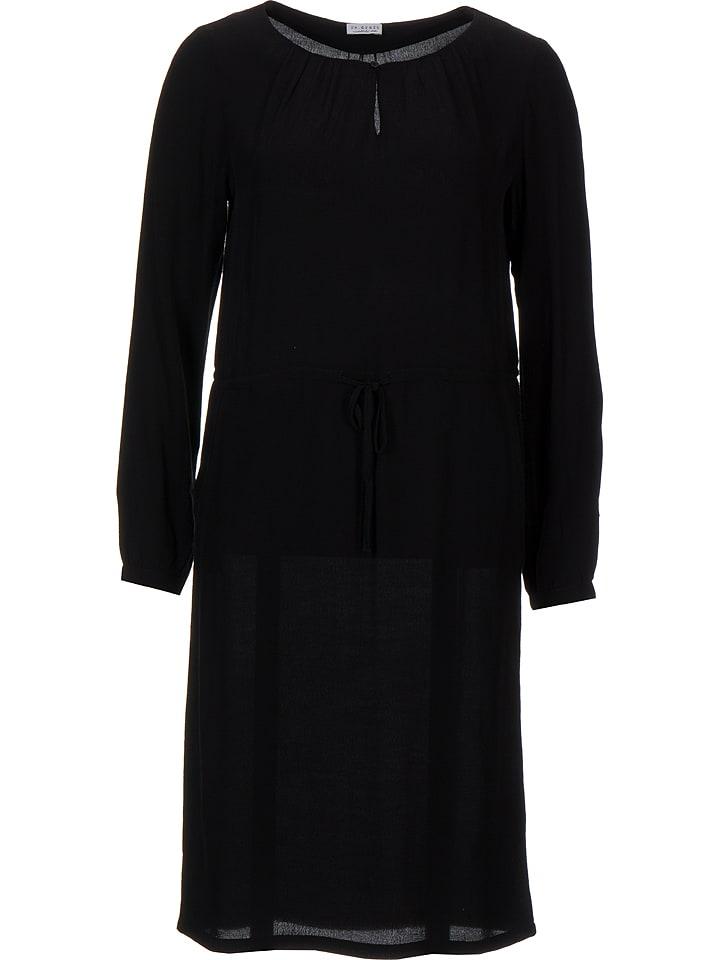 Re.draft Sukienka w kolorze czarnym