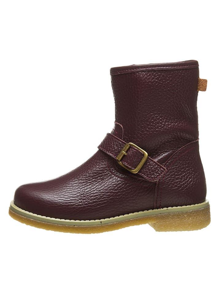 BO-BELL Leren boots rood