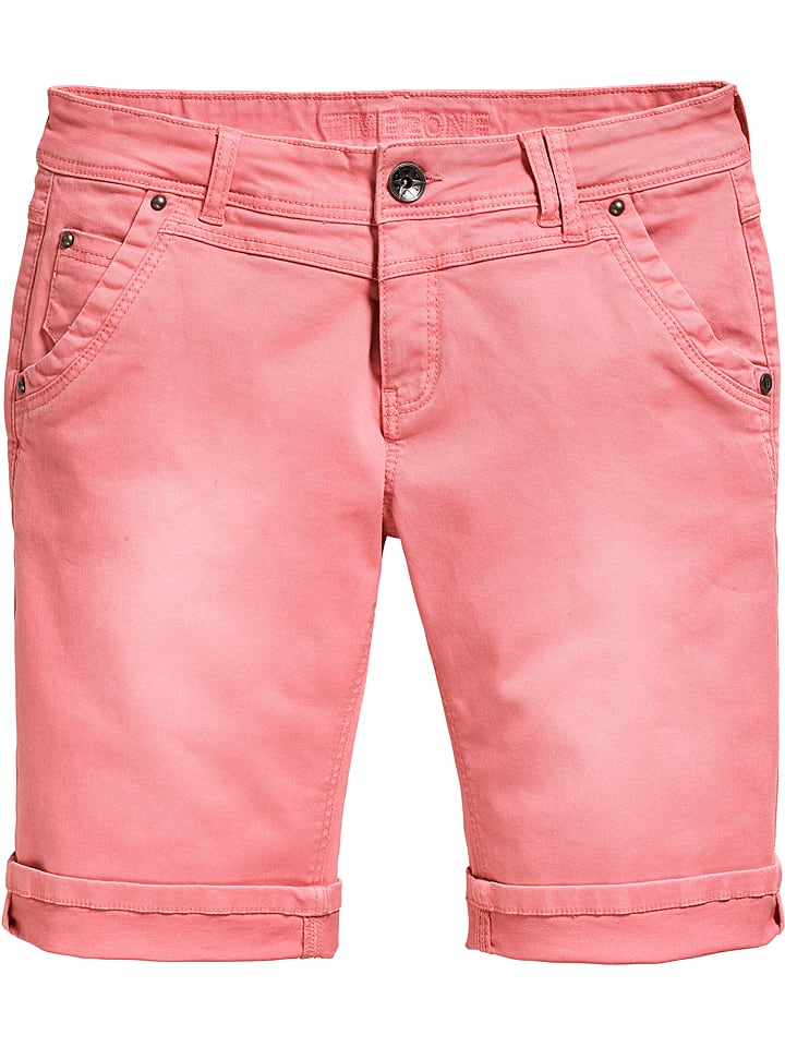 "Timezone Shorts ""Nali"" - Slim fit - in Pink"
