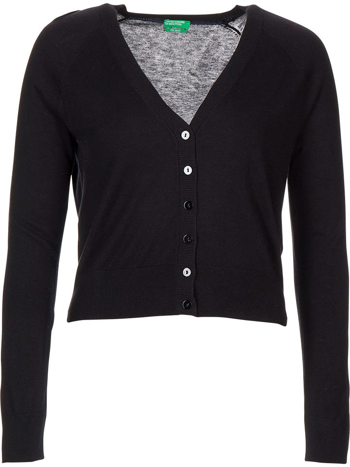 Pullover & Strick Benetton Strickjacke Kleidung & Accessoires