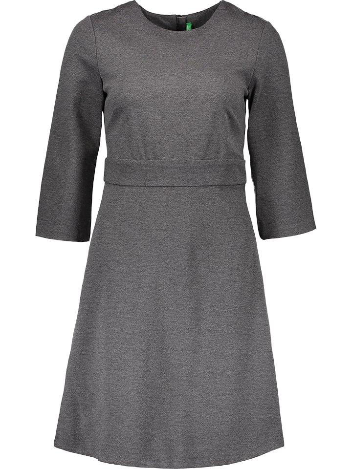 Benetton Kleid in Grau