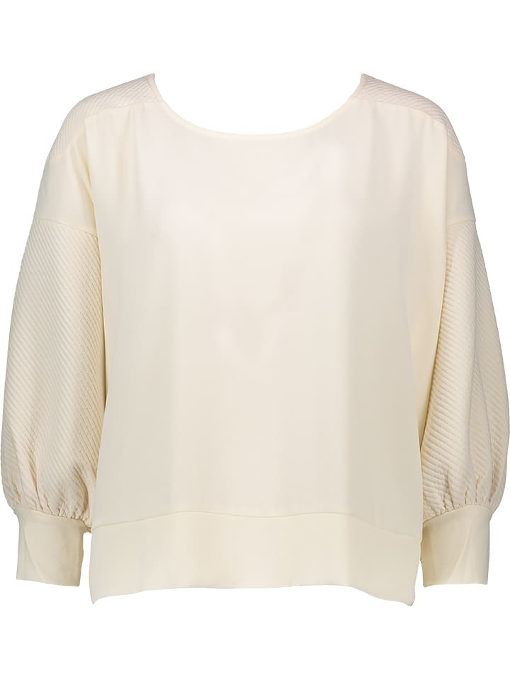 Benetton Pullover in Creme