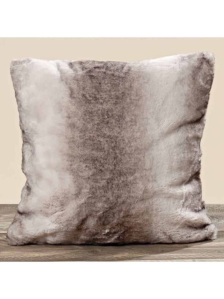 Boltze Kissen in Grau - (L)45 x (B)45 cm