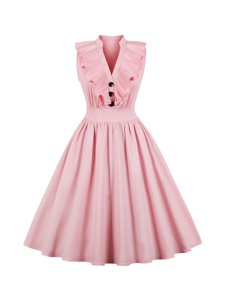 Mixinni Sukienka w kolorze różowym