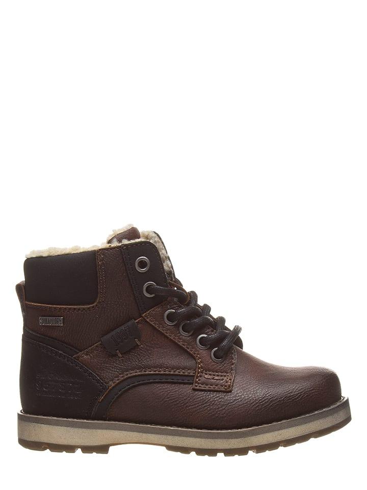 BeMega Boots in Braun