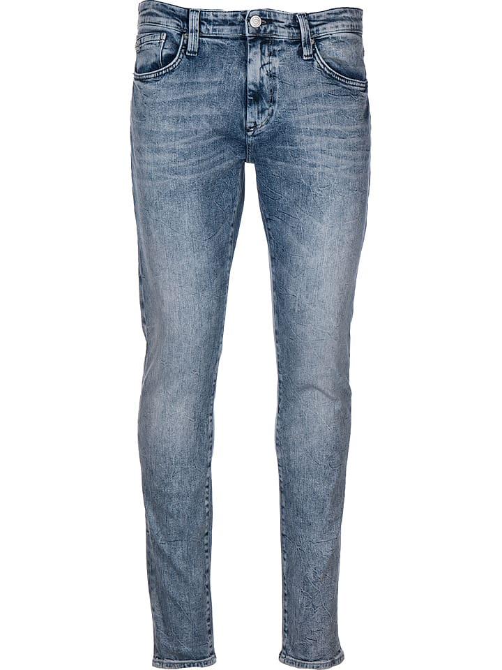 """Mavi Jeans Dżinsy """"James"""" - Skinny fit - w kolorze niebieskim"""
