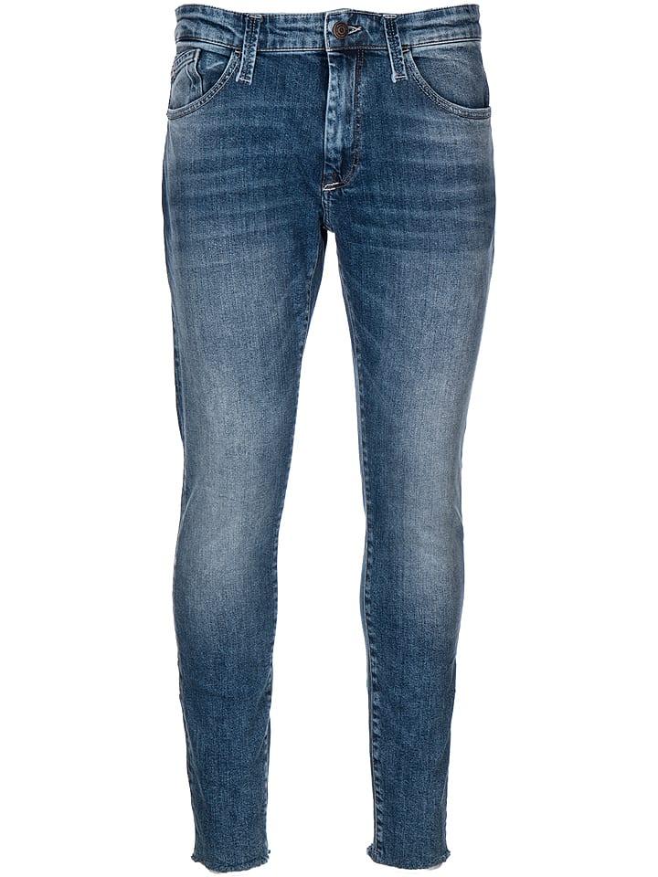 Mavi Jeans Dżinsy - Super Skinny fit - w kolorze niebieskim