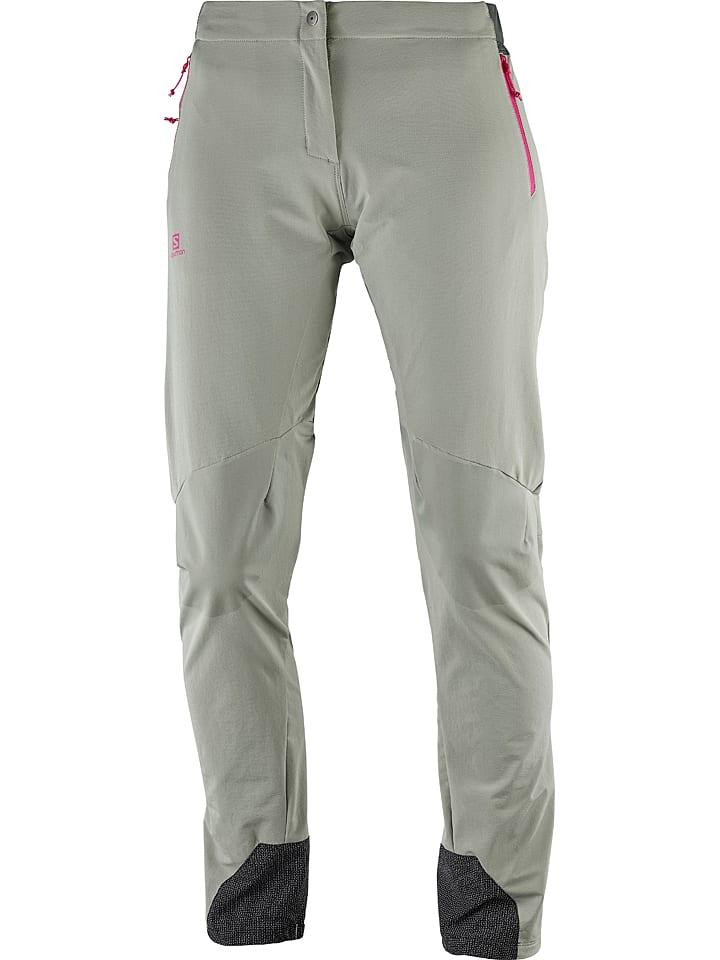 """SALOMON Pantalon fonctionnel """"Wayfarer Mountain"""" - beige"""