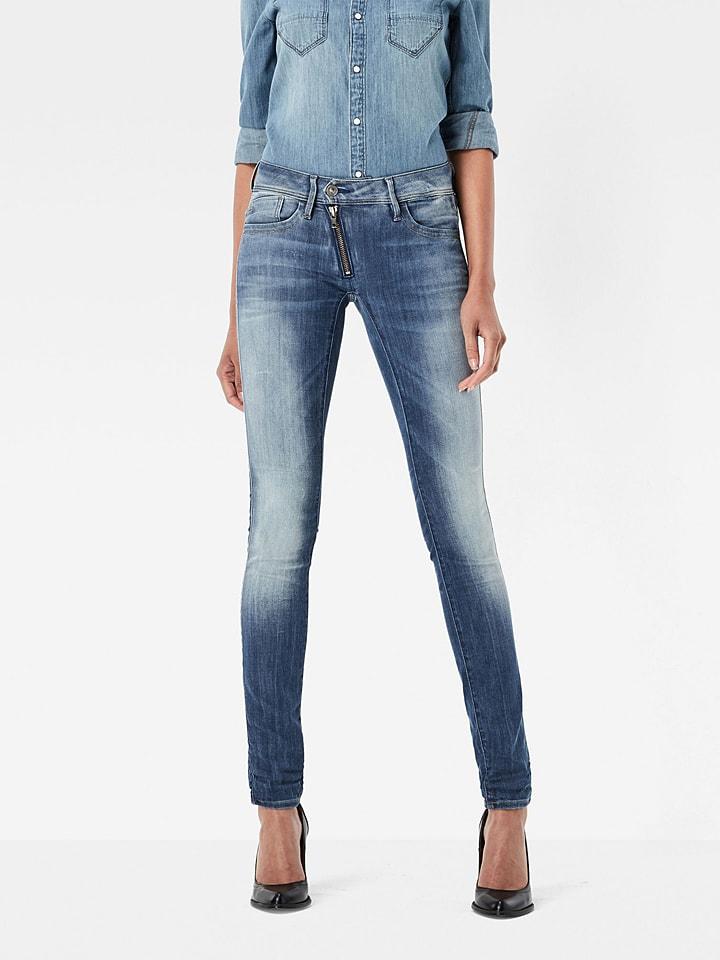 """G-Star Jeans """"Lynn"""" - Skinny fit - in Blau"""