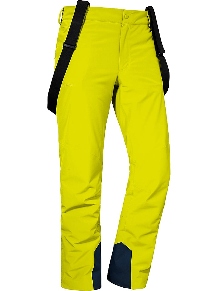 "Schöffel Pantalon de ski-/snowboard ""Bern"" - vert"