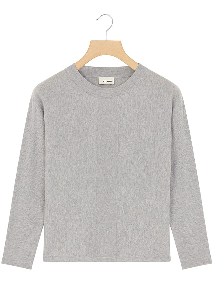 Rodier - Pullover in Hellgrau   limango Outlet fffdefd214