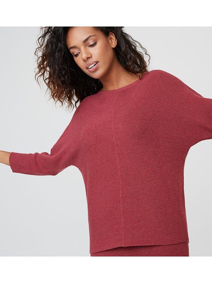Rodier Sweter w kolorze czerwonym