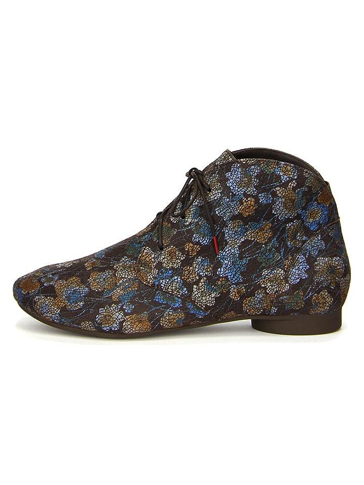 92af954ceefc Think! - Chaussures à lacets en cuir
