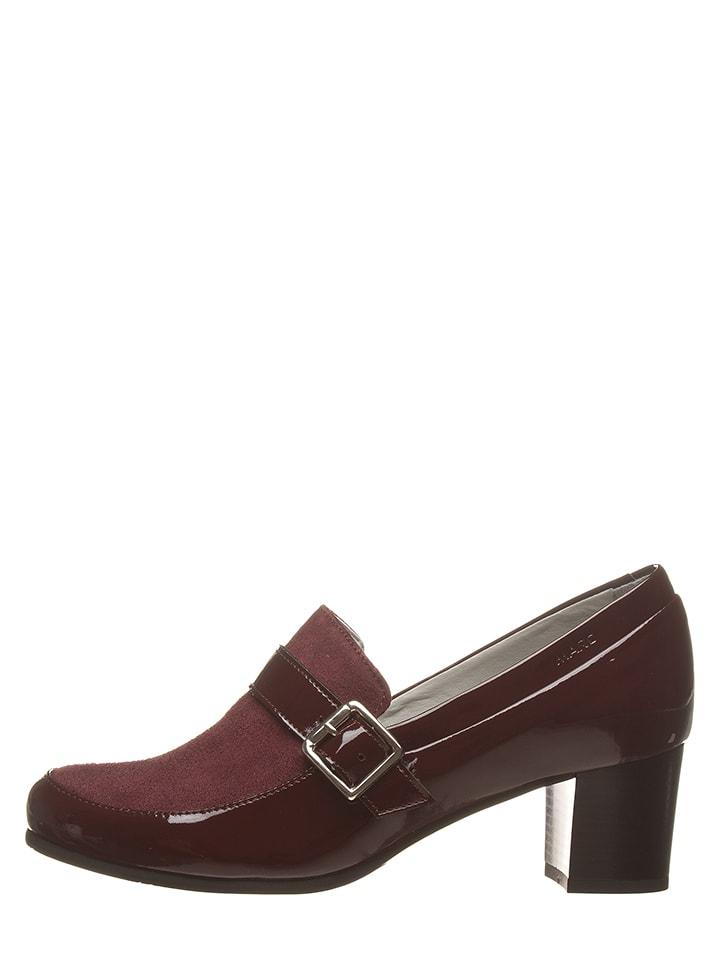"""Marc Shoes Leder-Pumps """"Leona"""" in Bordeaux"""