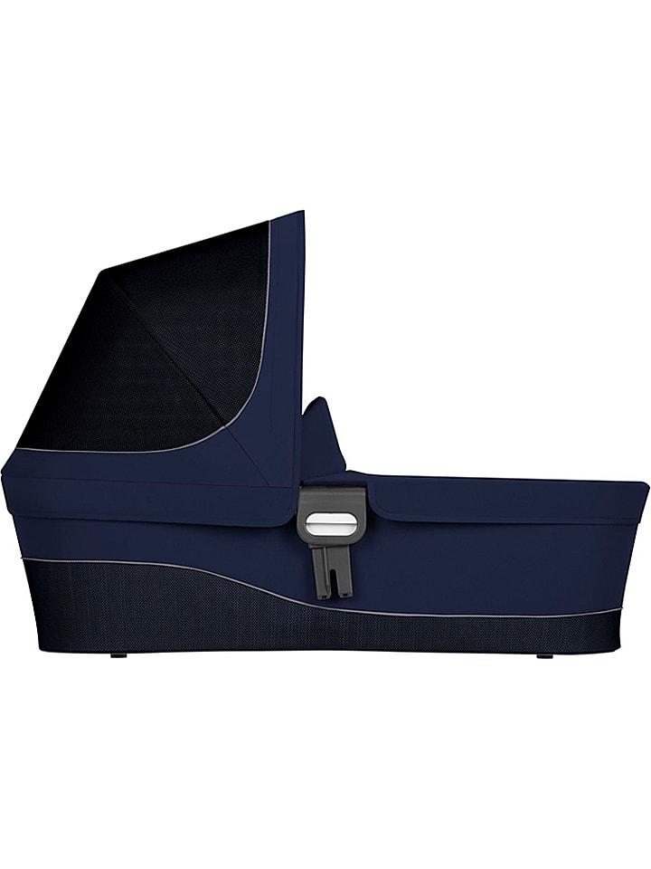 """Cybex Kinderwagenaufsatz """"Carry Cot M"""" in Blau"""