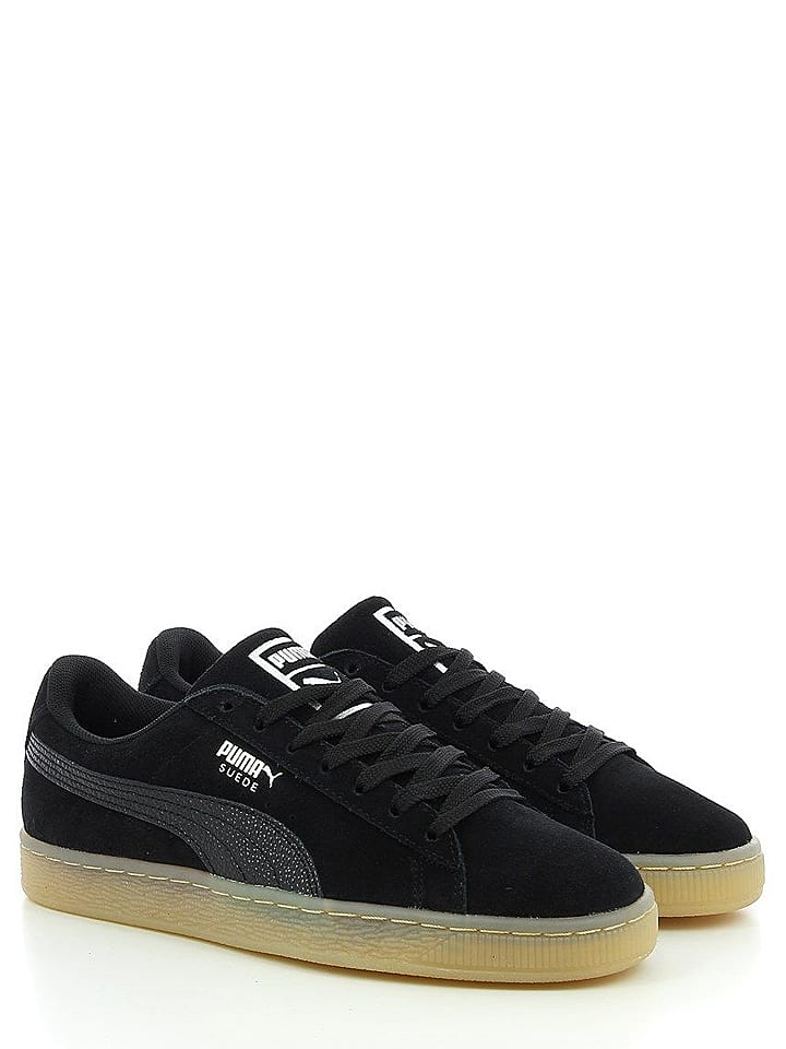 meilleur site web 936c5 29308 Puma Shoes - Baskets en cuir
