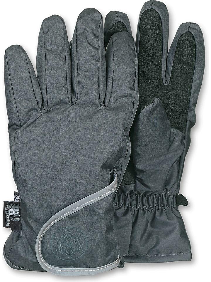 Sterntaler Rękawiczki w kolorze szarym
