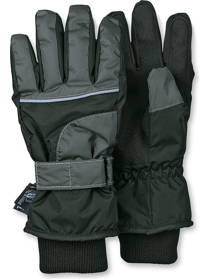 Sterntaler Rękawiczki w kolorze czarnym