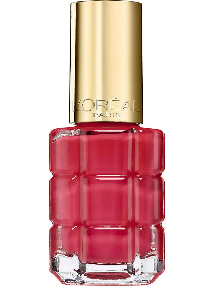 "L'Oréal Nagellack ""Color Riche - 440 Cherie Macaron"" in Rot, 13,5 ml"