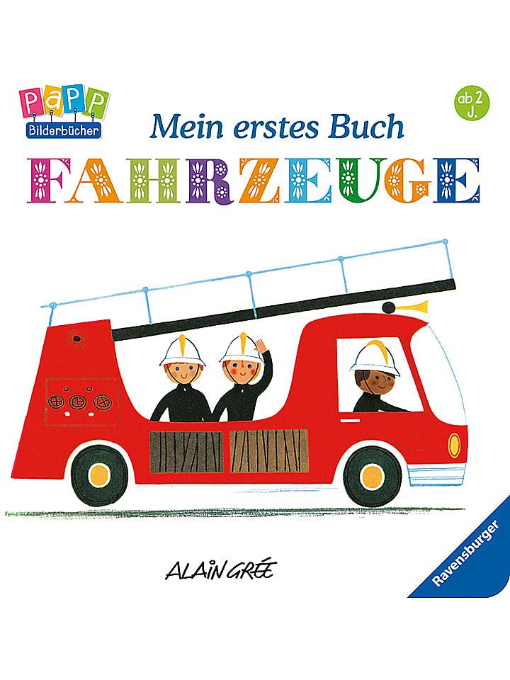 Ravensburger Bilderbuch Mein erstes Buch: Fahrzeuge - 42%   Kinderbuecher