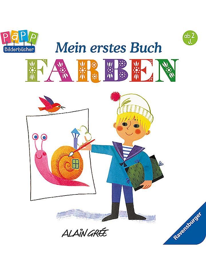 Ravensburger Bilderbuch Mein erstes Buch: Farben - 42%   Kinderbuecher