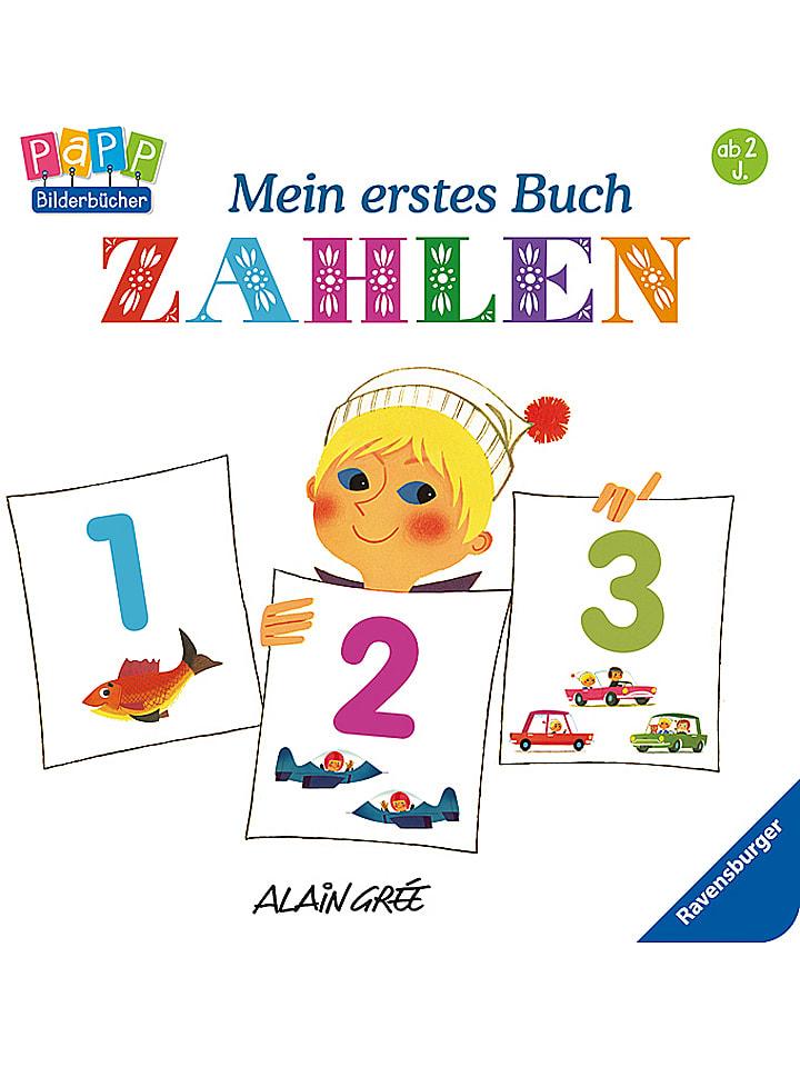 Ravensburger Bilderbuch Mein erstes Buch: Zahlen - 42%   Kinderbuecher