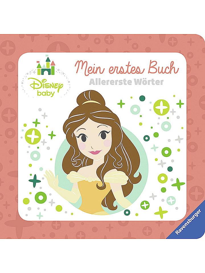 Ravensburger Babybuch Disney Baby Prinzessinnen: Wörter - 64% | Buecher