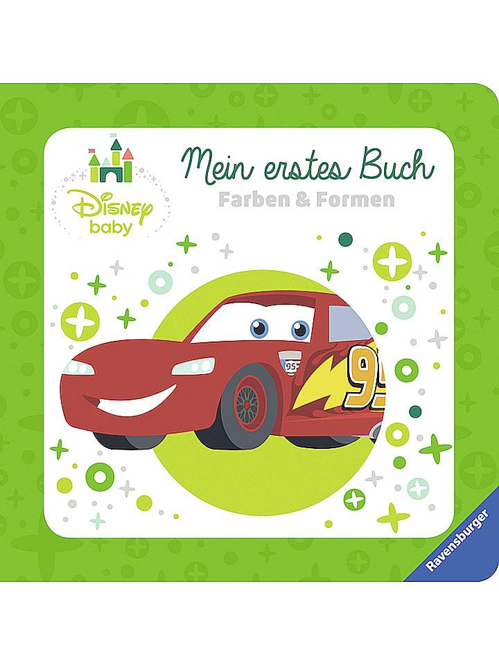 Ravensburger Babybuch Disney Baby Cars: Farben und Formen - 57%   Kinderbuecher