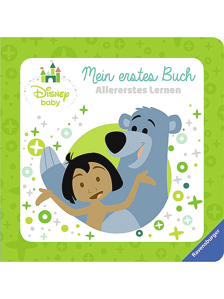 Ravensburger Babybuch Disney Baby Das Dschungelbuch - 50%   Kinderbuecher
