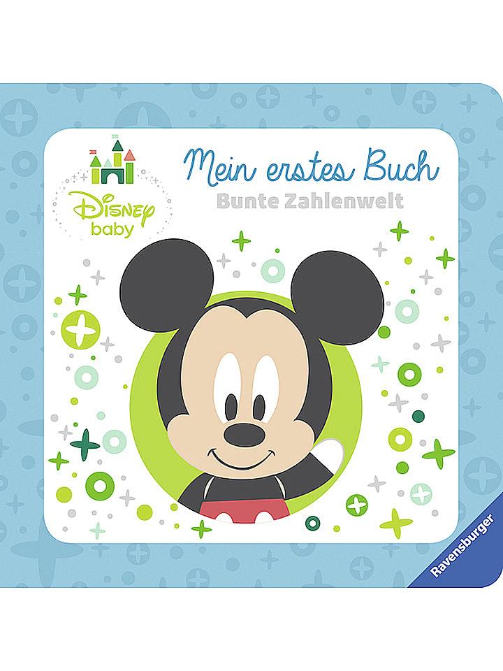 Ravensburger Babybuch Disney Baby Micky: Bunte Zahlenwelt - 57%   Kinderbuecher
