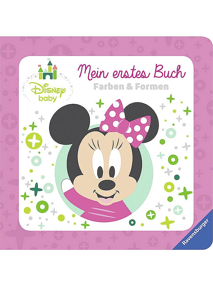 Ravensburger Babybuch Disney Baby Minnie: Farben und Formen - 50%   Kinderbuecher