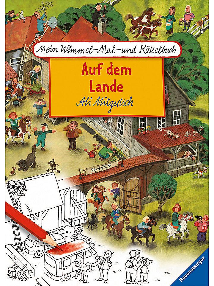 Ravensburger Malbuch Auf dem Lande - 28% | Kinderbuecher
