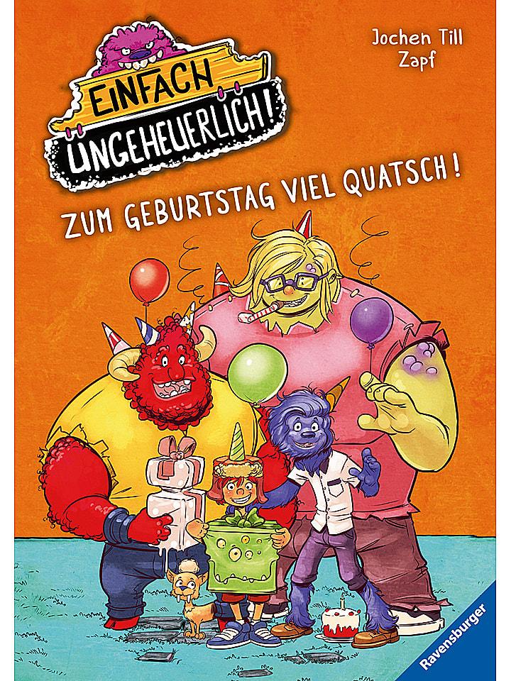 Ravensburger Kinderroman Einfach ungeheuerlich! - 61%   Kinderbuecher
