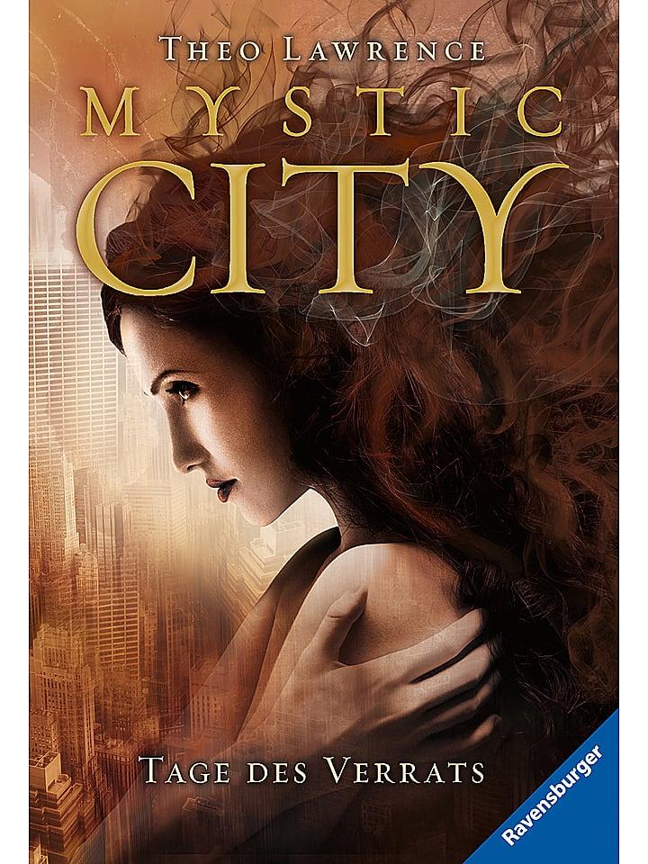 Ravensburger Jugendroman Mystic City, Bd. 2 - Tage des Verrats - 65% | Buecher