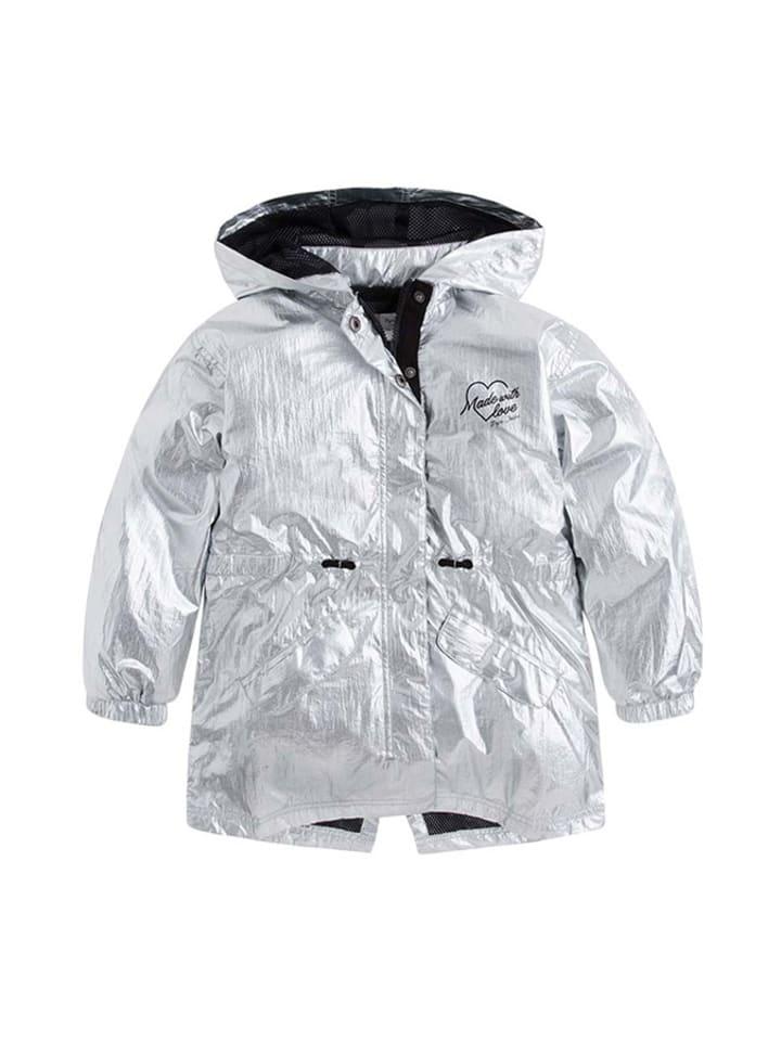Pepe Jeans Kurtka w kolorze srebrnym