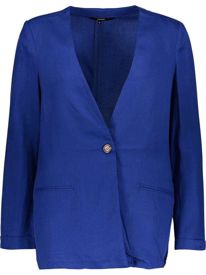 Vero Moda Blezer w kolorze niebieskim