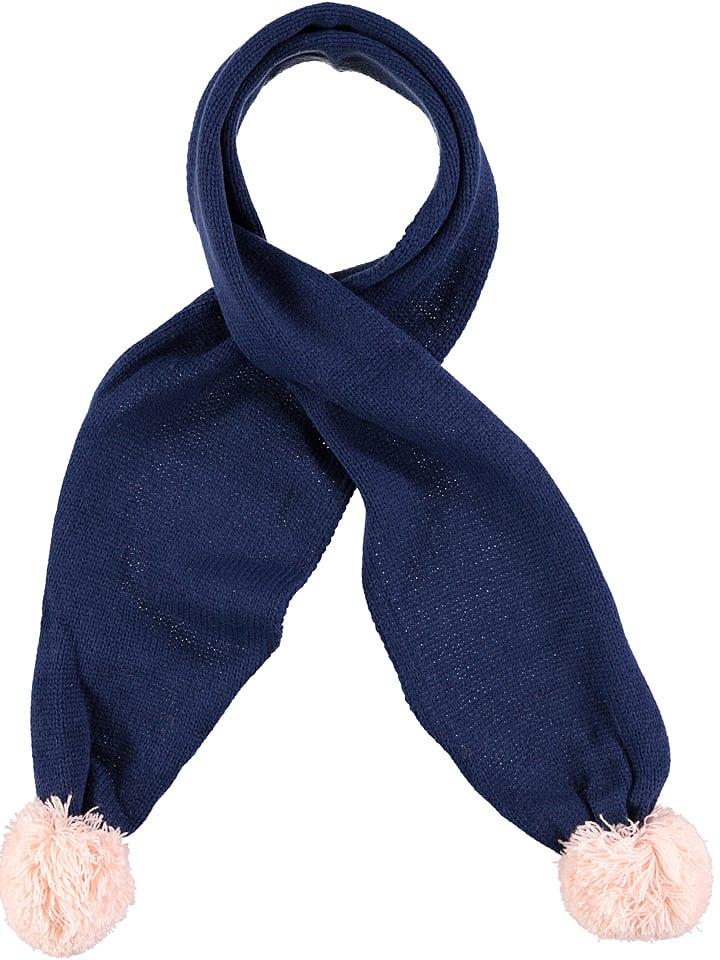 ESPRIT Szal w kolorze niebieskim - 125 x 18 cm