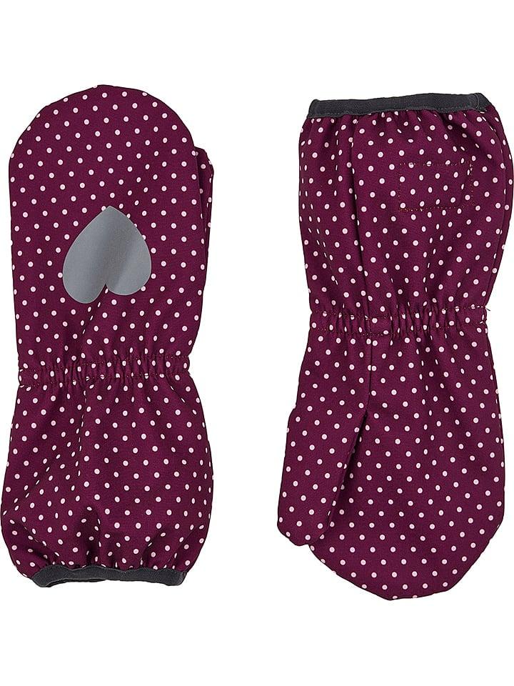 """Racoon Rękawiczki """"Sia Dot"""" w kolorze fioletowym"""