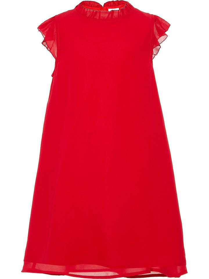 """Name it Sukienka """"Sibby"""" w kolorze czerwonym"""