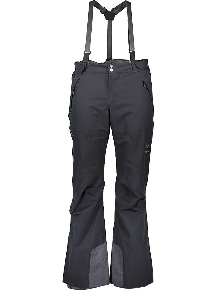 "Haglöfs Pantalon de ski/snowboard ""Nengal"" - noir"