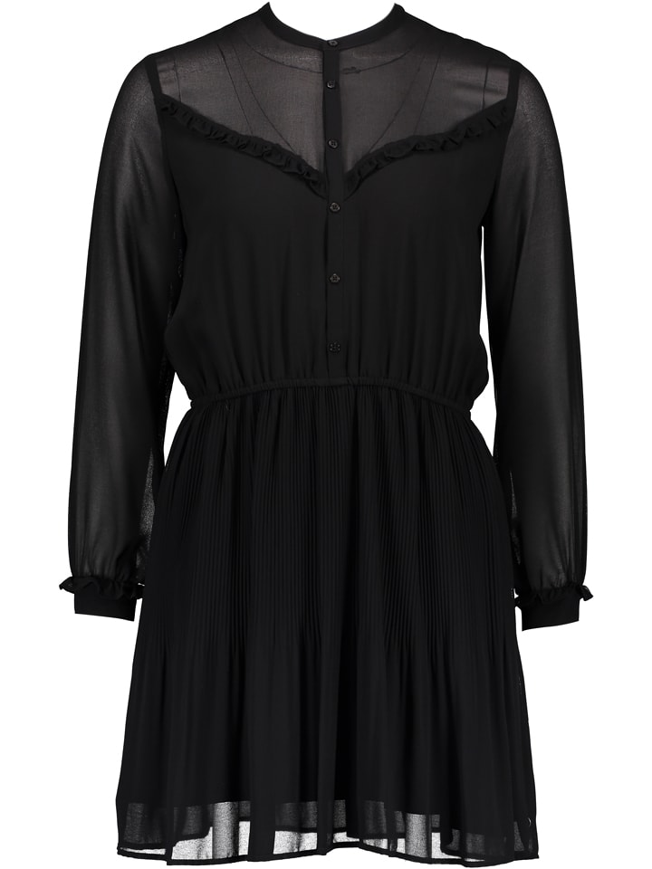 "Pepe Jeans Sukienka ""Luppe"" w kolorze czarnym"