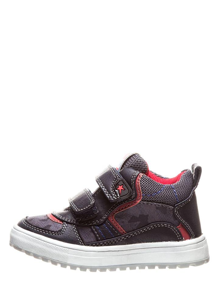 ASSO Sneakersy w kolorze szarym