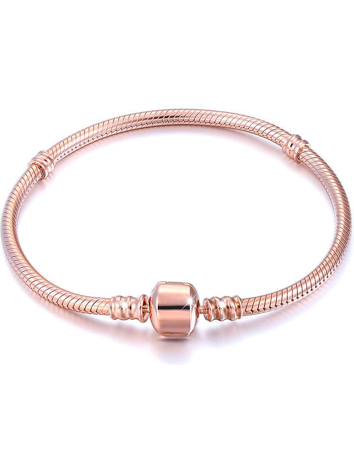 MAISON D'ARGENT Bracelet en argent Plaqué or rose