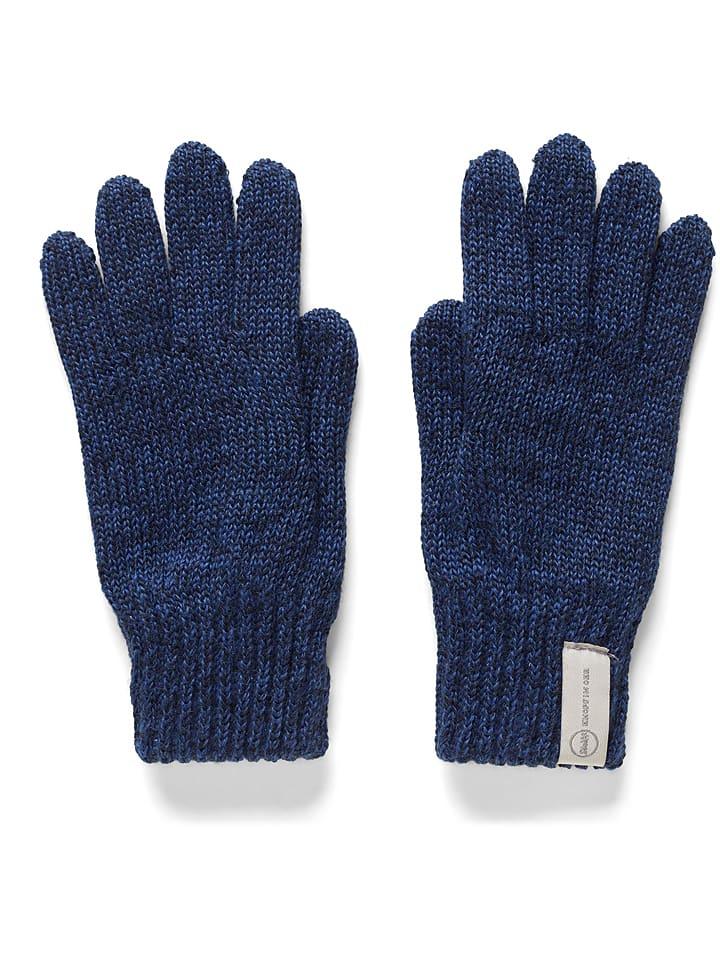 Steiff Rękawiczki w kolorze granatowym