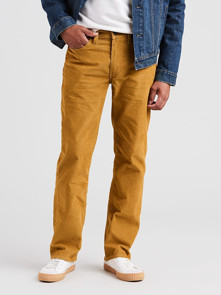 "Levi´s Cordhose ""514®"" - Straight fit - in Orange"
