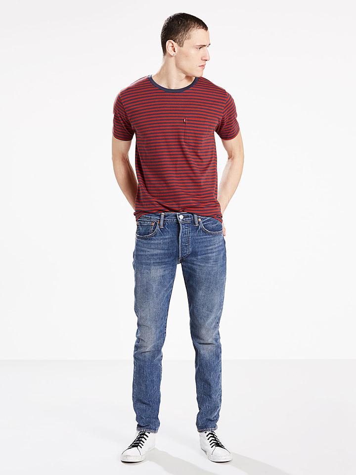 "Levi´s Jeans ""501®"" - Skinny fit - in Blau"